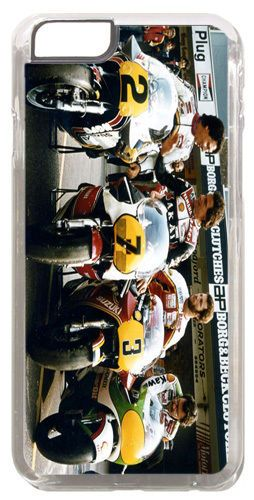 Barry Sheene Motorcycle Cover Case For iPhone 6 Moto GP Legends Motorbike Racing