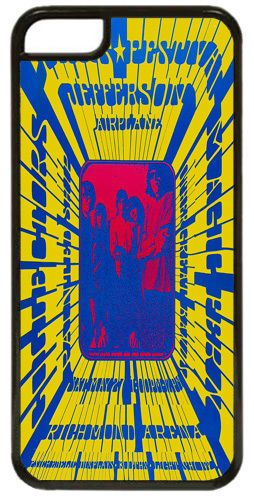 Jefferson Airplane Vancouver Trips Poster Cover/Case Fits iPhone 7/7S. Psyc