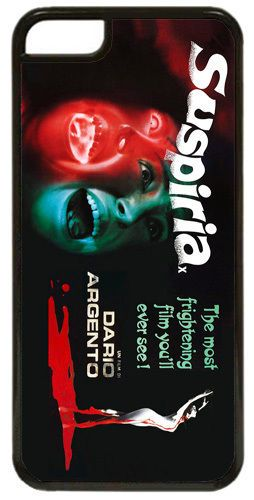 Suspiria Dario Argento Horror Movie Film Poster Cover/Case Fits iPhone 7/7S