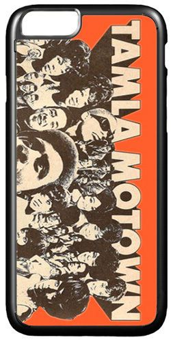 Tamla Motown Vintage Advert Cover/Case Fits iPhone 7/7S. Soul Mod Music Gift
