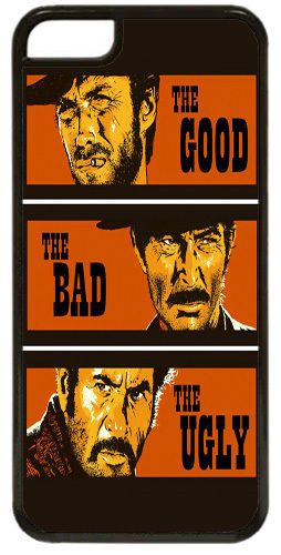 The Good, The Bad and The Ugly Movie Poster Cover/Case For iPhone 7/7S Spaghetti