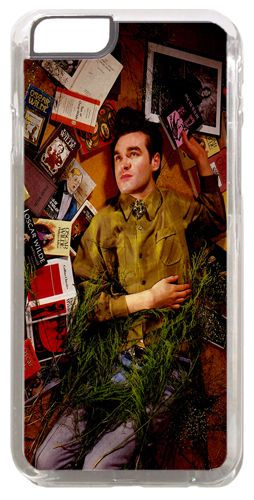 The Smiths Morrissey Oscar Wilde Poster Cover/Case Fits iPhone 6. Music Gift