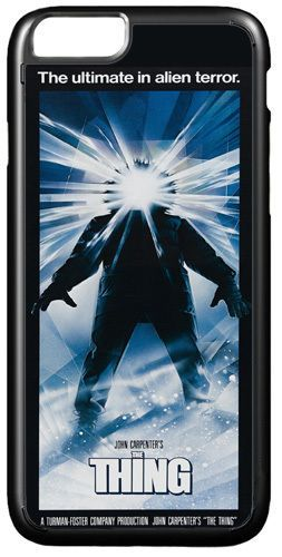 The Thing Horror Movie Poster High Quality Cover/Case Fits iPhone 7/7S. Film