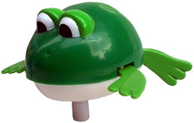 Wind up Swimming Frog