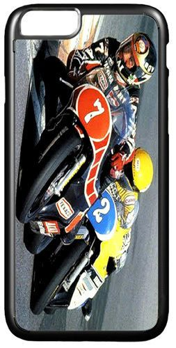 Barry Sheene vs Kenny Roberts Cover/Case For iPhone 7/7S Motorcycle Racing Biker
