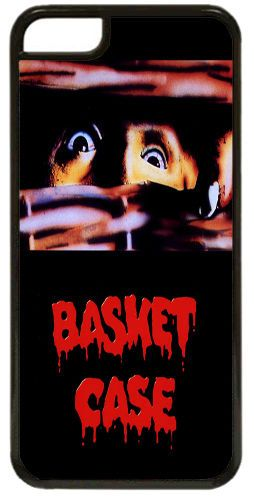 Basket Case Horror Movie Film Poster Cover/Case Fits iPhone 5C. High Quality