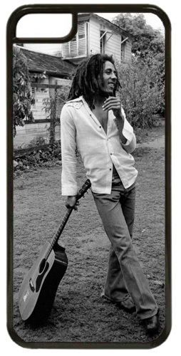 Bob Marley High Quality Cover/Case Fits iPhone 5C Reggae Rasta Wailers Jamaica