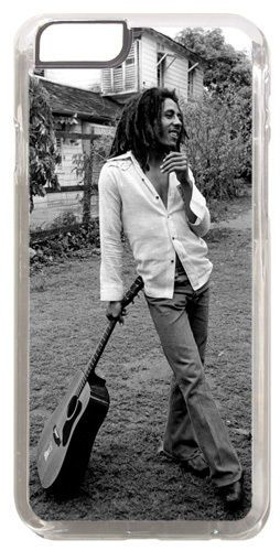 Bob Marley Poster Cover/Case Fits iPhone 6 PLUS + /6 PLUS S Reggae Rasta Wailers