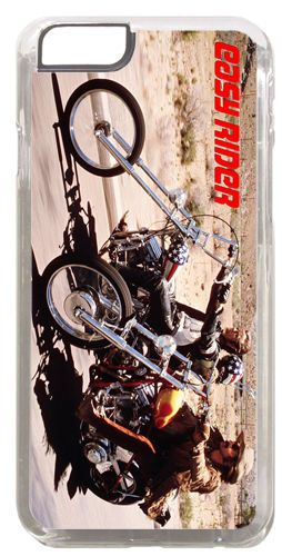 Easy Rider Movie Film Poster Cover/Case Fits iPhone 6 PLUS + /6 PLUS S Motorbike