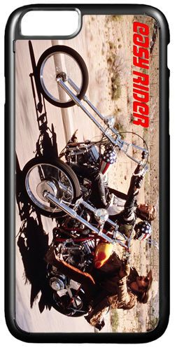 Easy Rider Movie Film Poster Cover/Case Fits iPhone 7/7S. Motorcycle, Motorbike