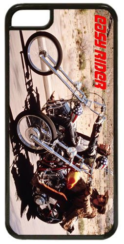Easy Rider Movie Film Poster HD Cover/Case Fits iPhone 5C. Motorcycle, Motorbike