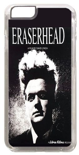 Eraserhead Movie Poster Cover/Case Fits iPhone 6/6S. David Lynch Horror Film