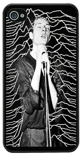 Ian Curtis Joy Division Cover/Case Fits iPhone 4/4S Punk Indie High Quality Gift