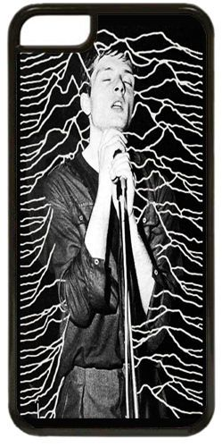 Ian Curtis Joy Division HD Quality Cover/Case Fits iPhone 5C. Punk Classic 70'S