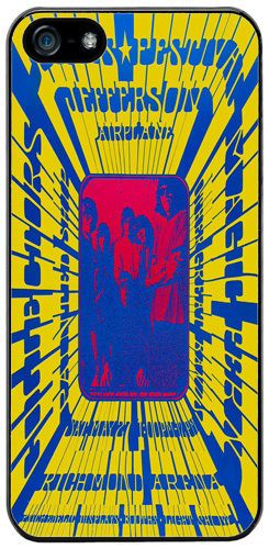 Jefferson Airplane Vancouver Trips High Quality Cover/Case Fits iPhone 5/5S Psyc