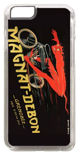 Magnat Debon Motorcycle High Quality Cover/Case Fits iPhone 6 Motorbike Gift