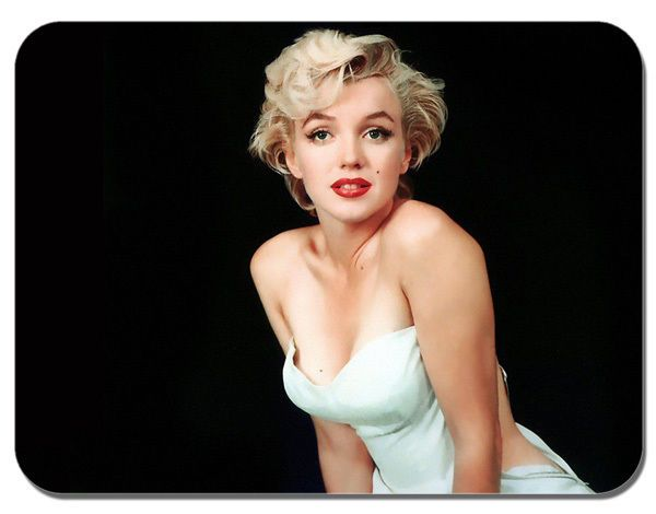 Marilyn Monroe Mouse Mat. Movie Film Star Quality Mouse pad