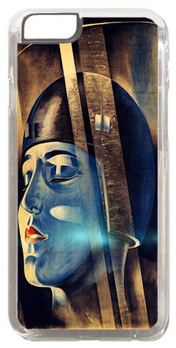 Metropolis Poster Cover/Case Fits iPhone 6/6S Fritz Lang Sci Fi Movie Film Gift