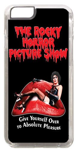 Rocky Horror Picture Show Classic Movie Film Poster Cover/Case Fits iPhone 6/6S