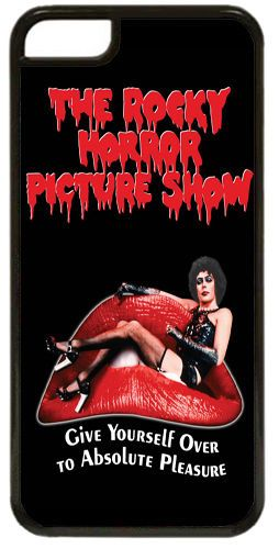 Rocky Horror Picture Show Vintage Movie Film Poster Cover/Case Fits iPhone 5C