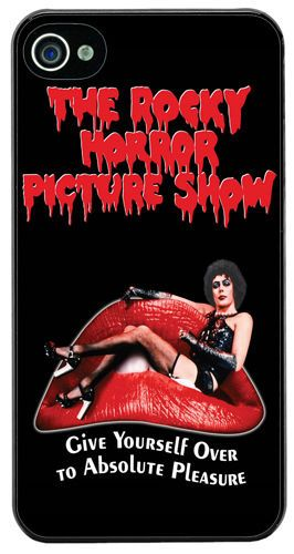 Rocky Horror Picture Show Vintage Movie Poster HD Cover/Case Fits iPhone 4/4S