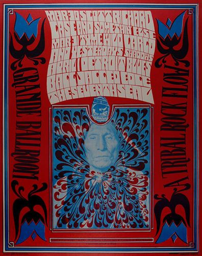 Scott Richard Case Gig Poster T-Shirt Gents, Ladies & Kids Sizes. Psychedelic