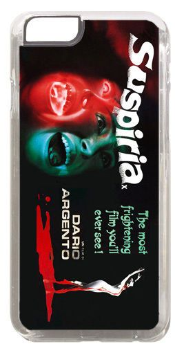 Suspiria Dario Argento Horror Movie Cover/Case Fits iPhone 6 PLUS + /6 PLUS S