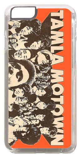 Tamla Motown Vintage Advert Cover/Case Fits iPhone 6/6S. Soul Mod Music Gift