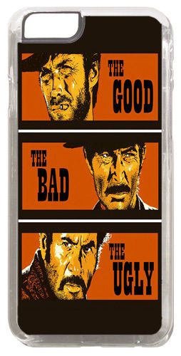 The Good, The Bad and The Ugly Movie Film Poster Cover/Case For iPhone 6/6S