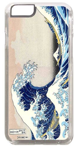 The Great Wave At Kanagawa Cover/Case Fits iPhone 6 PLUS + /6 PLUS S. Hokusai