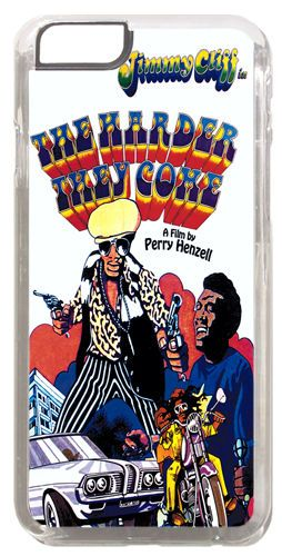 The Harder They Come Jimmy Cliff Movie Film Poster Cover/Case Fits iPhone 6