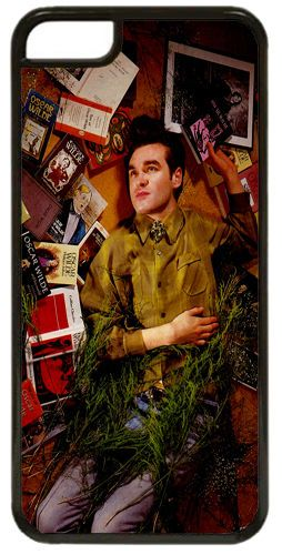 The Smiths Morrissey Oscar Wilde Poster Cover/Case Fits iPhone 7/7S. Music Gift