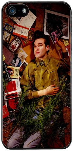 The Smiths Morrissey Oscar Wilde Poster High Quality Cover/Case Fits iPhone 5/5S