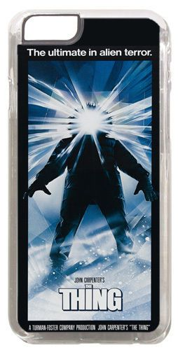 The Thing Horror Movie Poster Cover/Case Fits iPhone 6/6S Classic Film Gift