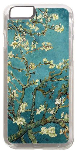 Vincent Van Gogh Blossoming Almond Tree Cover/Case Fits iPhone 6 PLUS + 6 PLUS S