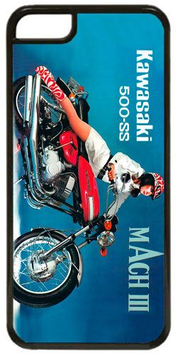 Vintage 500 H1 Mach III 3 Motorcycle Ad HD Cover/Case For iPhone 5C Motorbike