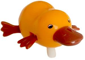 Wind up Duck Billed Platypus
