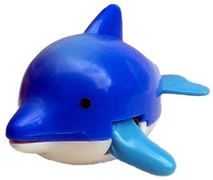 Wind up Swimming Dolphin