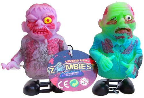 Wind up Zombies (Single Zombie)